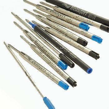 Pen refill sample packs